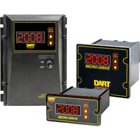 Dart MD10P/3P/3E Series Digital DC Speed Controls