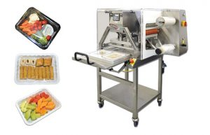 Controls used in food packaging equipment